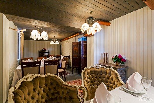 Новое место (Киев): Ресторан «Канапа». Зображення № 32.