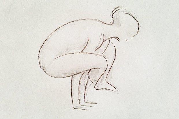 Клуб рисовальщиков: Йога. Изображение №3.