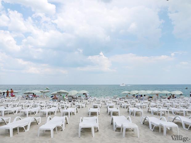 На песке: 5 пляжных клубов Одессы. Зображення № 37.