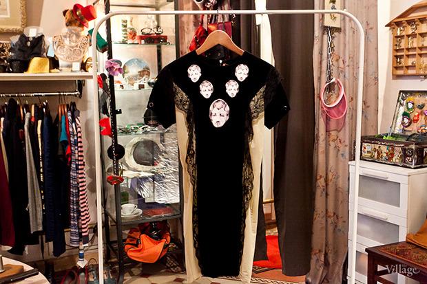 Платье David Koma — 4 660 рублей. Изображение № 71.