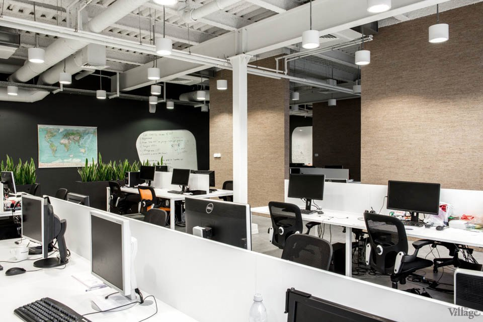 Интерьер недели (Москва): Офис компании Iponweb . Изображение № 13.