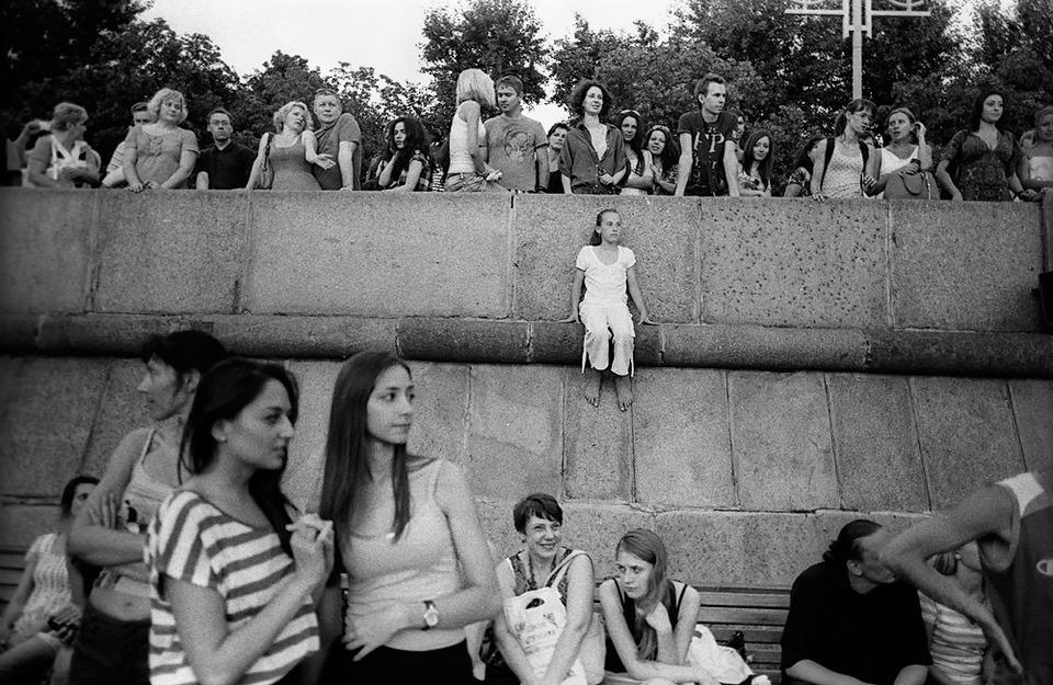 Камера наблюдения: Москва глазами Натальи Колесниковой. Изображение №9.