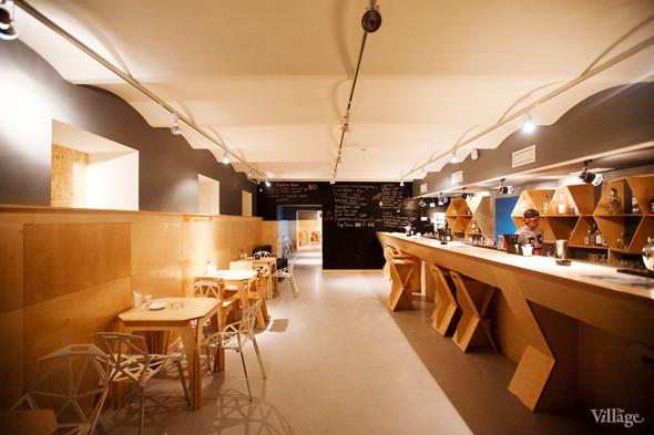 Новое место (Петербург): Кафе-бар Artek. Изображение № 31.