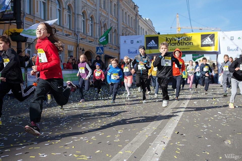 Люди в городе: Призёры и простые участники — о Киевском полумарафоне. Изображение № 2.