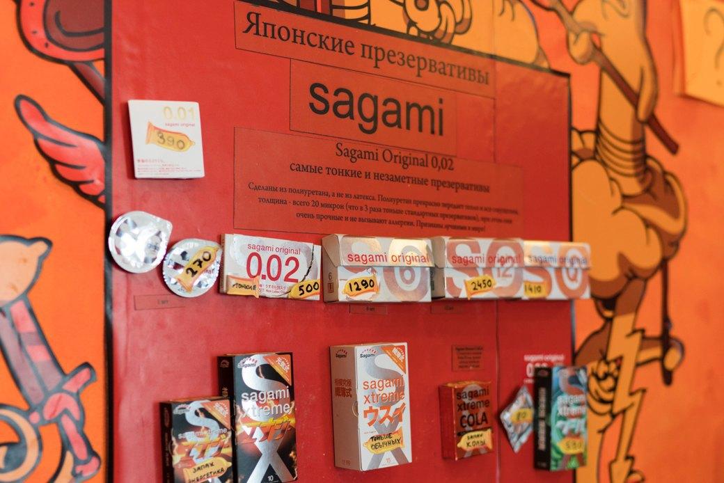 Лучшие секс-шопы Москвы: Куда идти за боа в перьях, стеками иновыми впечатлениями. Изображение № 4.