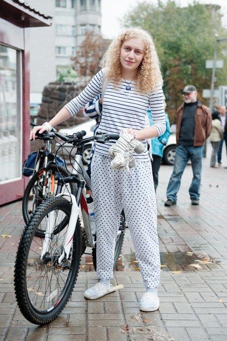 Люди в городе: участники велопарада впижамах. Зображення № 12.