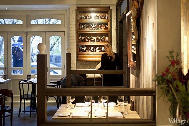 Ресторан ибар Saxon + Parole. Изображение № 10.