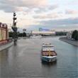 Московский водный транспорт: Пробки, частные яхты и музыкальные программы теплоходов. Изображение № 1.