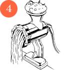 Рецепты шефов: Бургер сфалафелем. Изображение № 6.