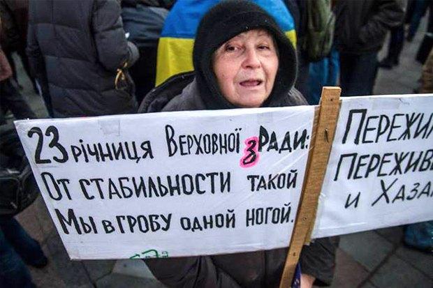 Газ до отказа: Андрей Горшков о том, как Путин объединил Украину. Изображение № 2.