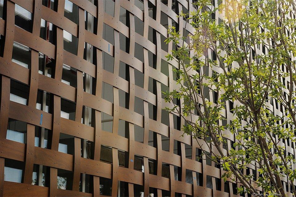 5 самых интересных зданий августа. Изображение № 6.