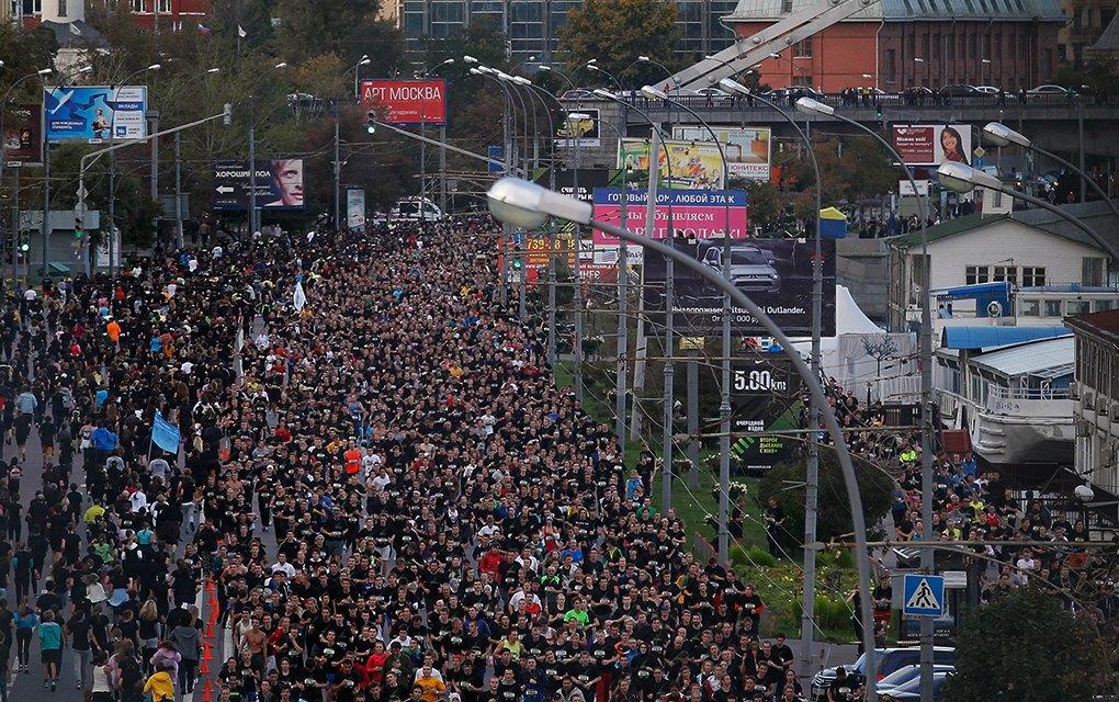 We Run Moscow 2012. Изображение № 23.