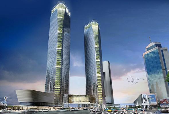 В Киеве построят небоскрёб выше «Паруса». Зображення № 1.