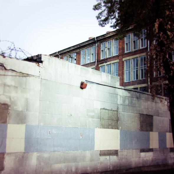 В зоне риска: Корпус фабрики на улице Усачёва. Изображение № 1.