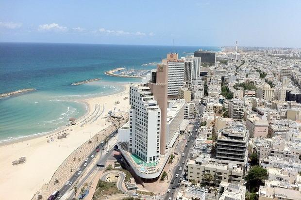 Клуб мэров: Рон Хульдаи, Тель-Авив . Изображение № 14.