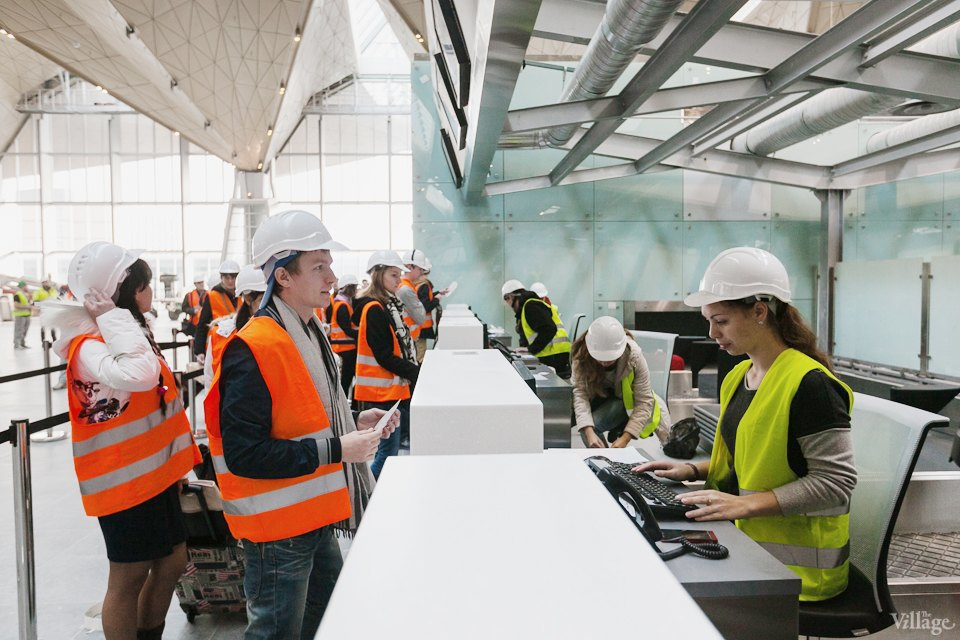 Тест The Village: Как работает новый терминал аэропорта Пулково. Изображение № 14.
