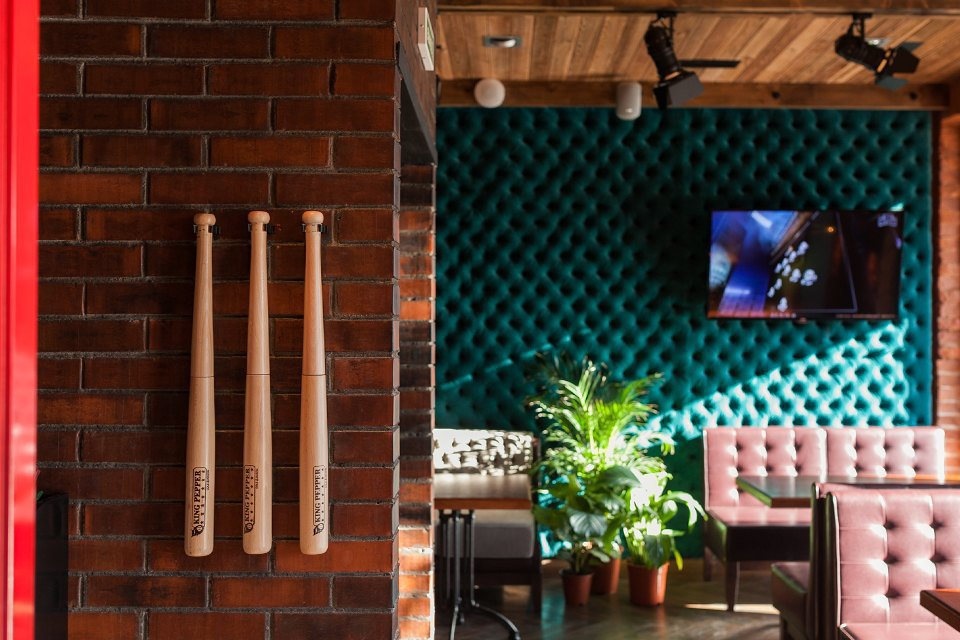 Футбольный бар-ресторан Soccer Place на Добролюбова. Изображение № 7.