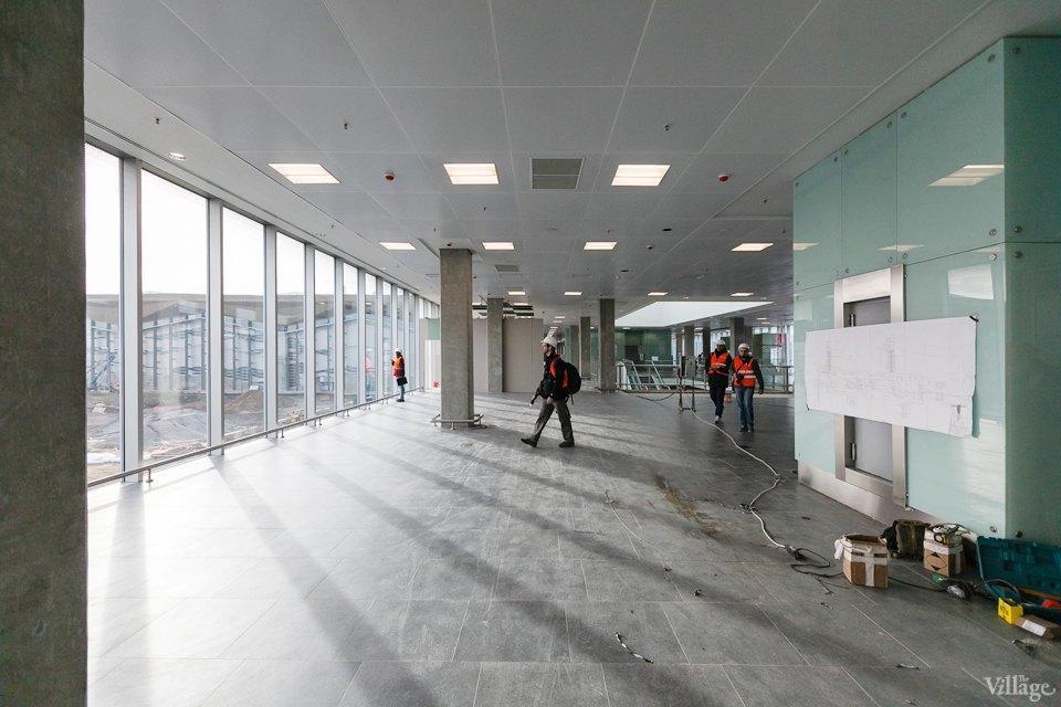 Тест The Village: Как работает новый терминал аэропорта Пулково. Изображение № 3.