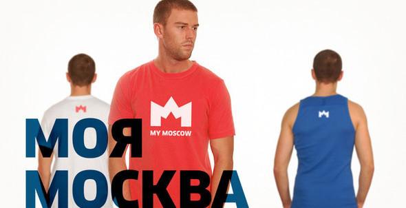Появился ещё один вариант бренда Москвы. Изображение № 5.