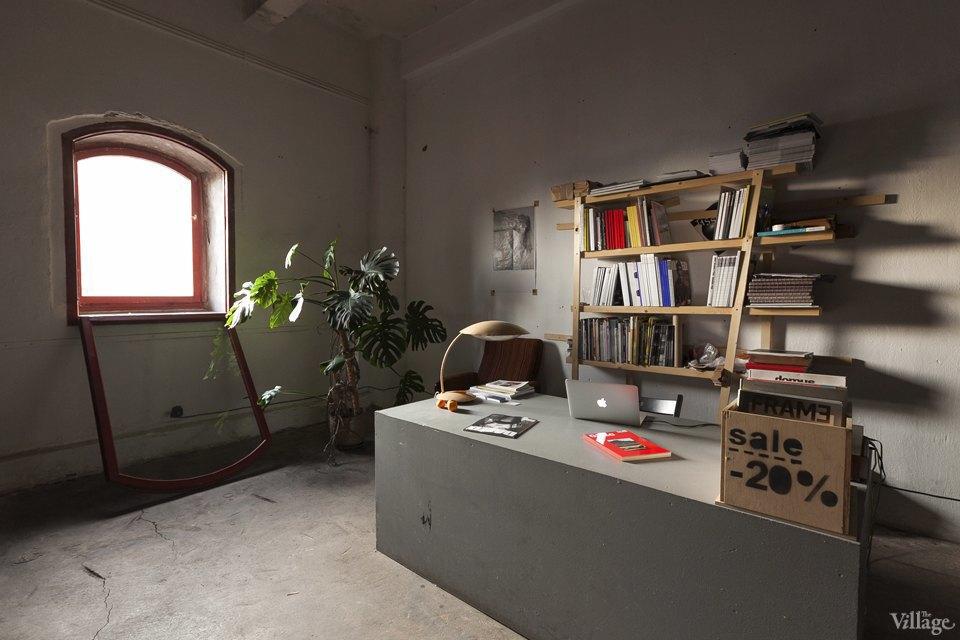 Интерьер недели (Петербург): Читальный зал Lebigmag. Изображение № 4.