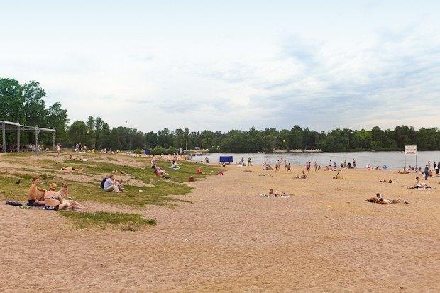 13 пляжей в городе иназаливе. Изображение № 13.