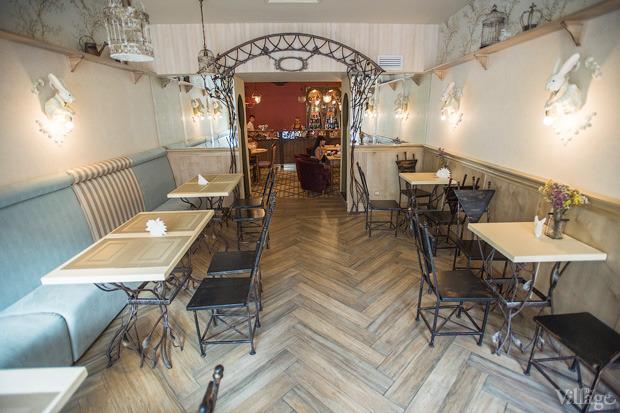 Новое место (Киев): Кофейня-пиццерия Scorini Wonderland. Зображення № 28.