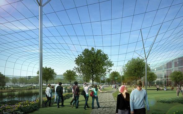 Изображение 78. Новый урбанизм: Города-спутники будущего. Часть 1.. Изображение №3.