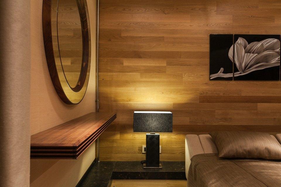 Квартира для семьи  с минималистским интерьером. Изображение № 4.