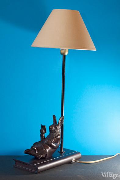 Вещи для дома: 17 настольных ламп. Изображение № 8.