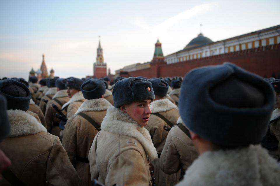 Камера наблюдения: Москва глазами Дмитрия Костюкова. Изображение №3.