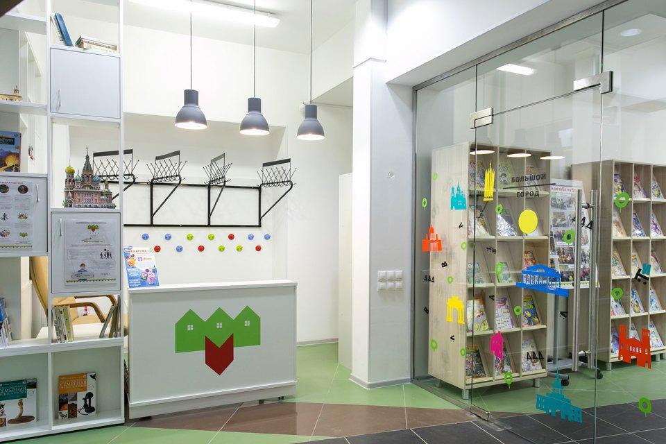Как устроена детская библиотека нового типа. Изображение № 1.