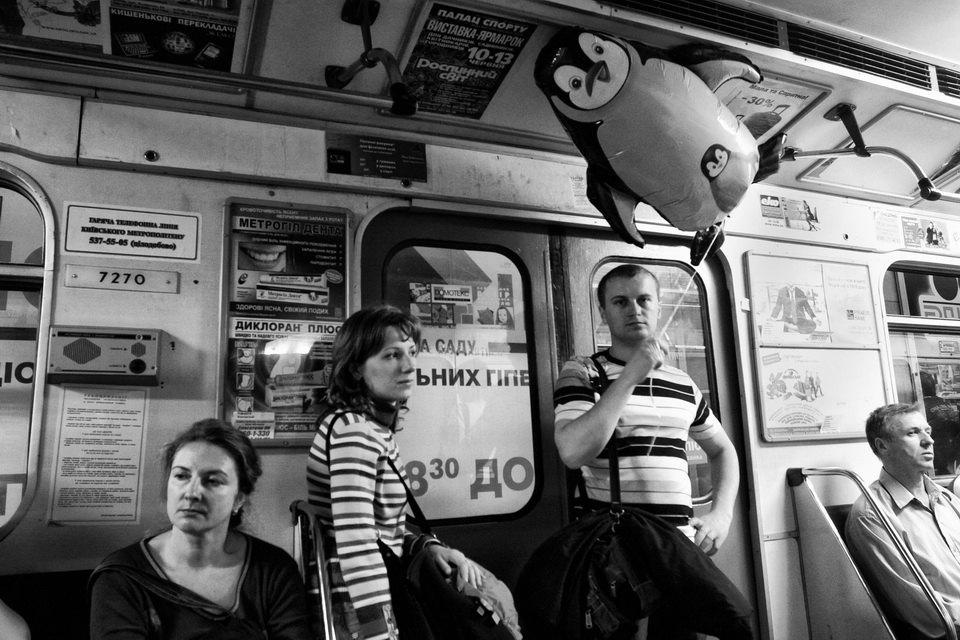 Камера наблюдения: Киев глазами Владислава Мусиенко. Зображення № 9.
