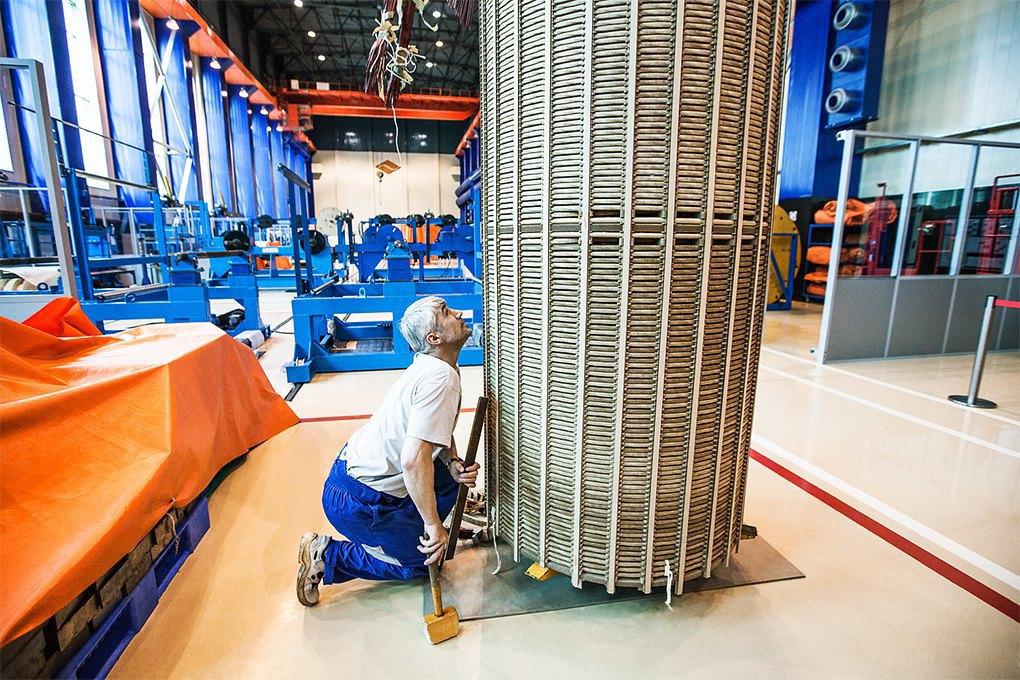 Производственный процесс: Как делают трансформаторы. Изображение № 11.