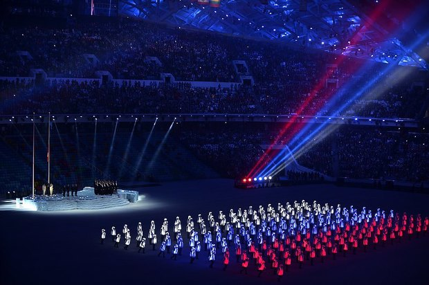 Куда люди смотрят: Что внутри Олимпийских стадионов. Изображение № 2.