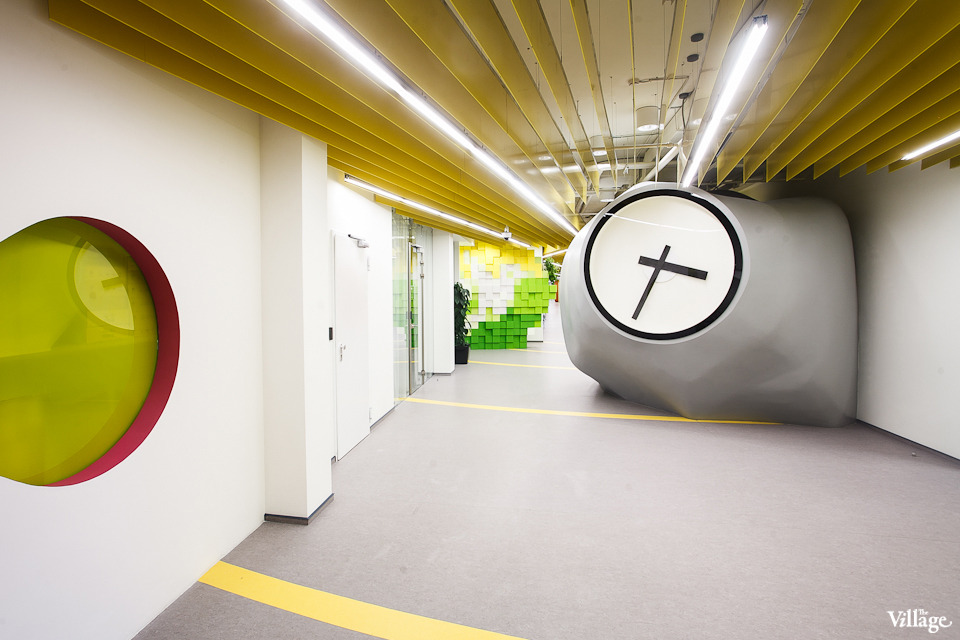 Офис недели (Петербург): «Яндекс». Изображение №2.