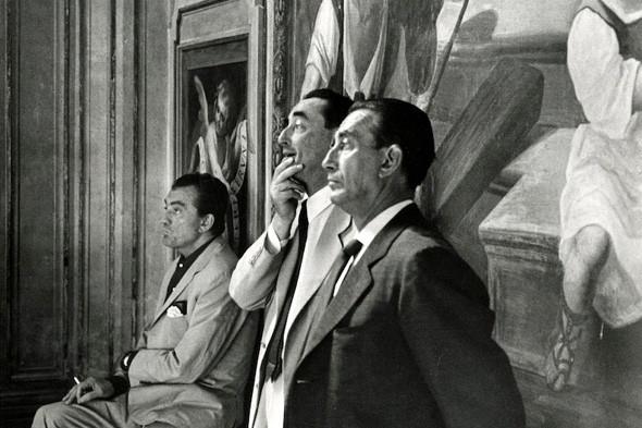 Итальянский неореализм в Москве. Изображение № 12.