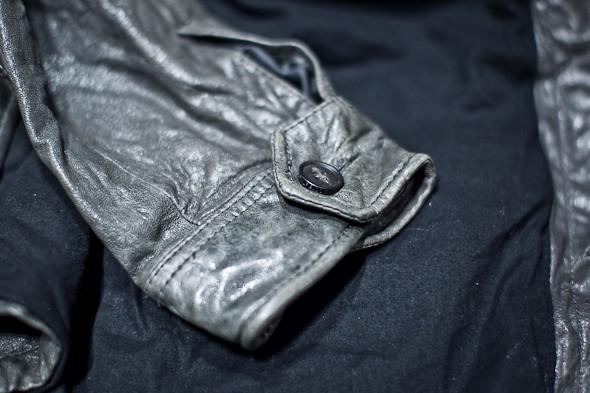 Анатомия куртки: Как сделана кожаная куртка AllSaints. Изображение № 18.