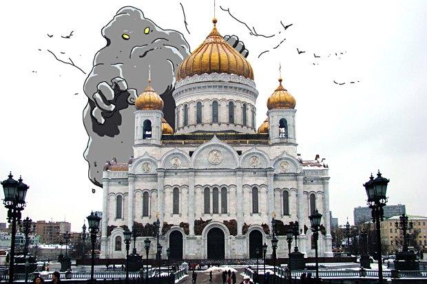 Город-сказка: Путеводитель попелевинской Москве. Изображение № 4.