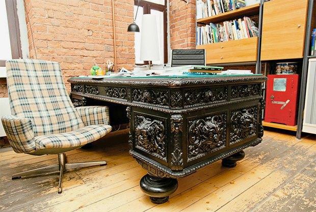 Рабочий стол Шапиро и Ликина. Изображение № 3.