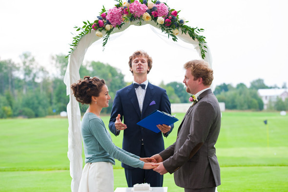 Сезонное предложение: 4 современные свадьбы. Изображение № 37.