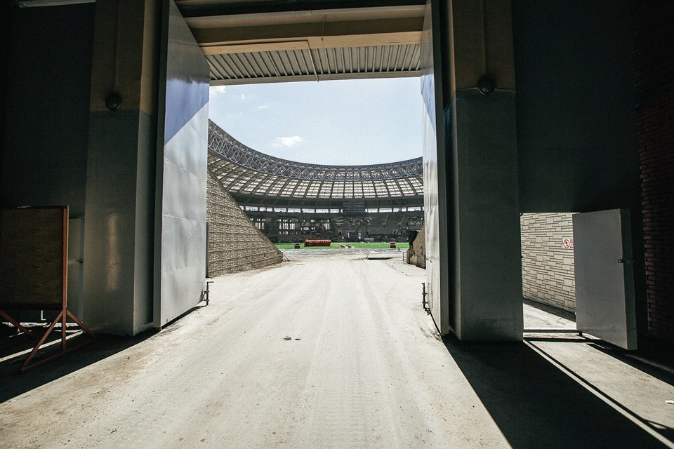 Как сейчас выглядит стадион «Лужники». Изображение № 19.