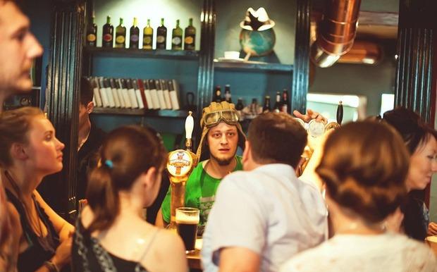 В Петербурге появился первый паб сети Harat's Irish Pub. Изображение № 2.