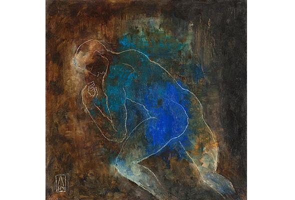 Живопись, фото, мода, поэзия: в «М17» открывается женский арт-проект «Инь». Зображення № 3.