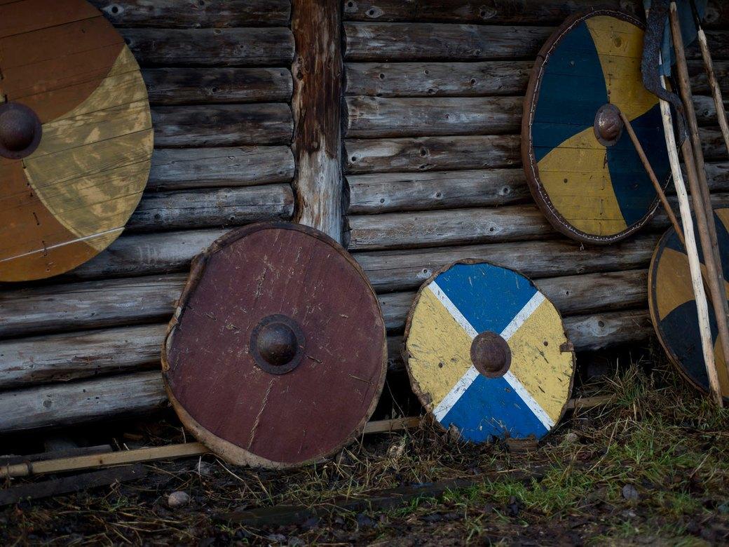 «Такая военная демократия»: Как живут искем сражаются викинги под Выборгом. Изображение № 12.
