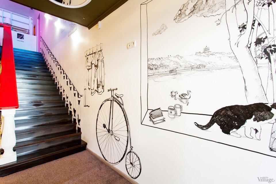 На Подоле открылось свободное пространство Freud House. Изображение № 5.