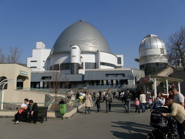 В московском планетарии организуют бесплатные ночные наблюдения. Изображение № 1.