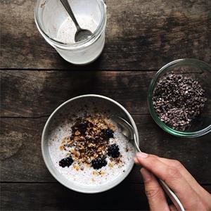 Пищевая плёнка: 41 красивый Instagram седой. Изображение № 4.