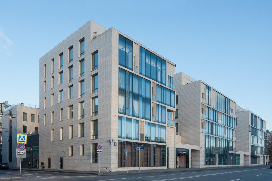 Жилой комплекс «Баркли Плаза» Бюро «Сергей Скуратов Architects», 2008 год. Изображение № 20.