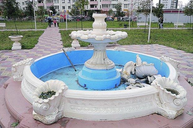 Фото дня: В Киеве активизировались вандалы. Изображение № 1.