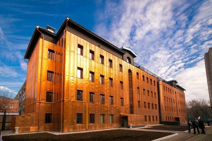 Музей ГУЛАГа переедет в новое здание. Изображение № 1.